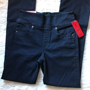 SPANX Signature Waist Slim Boot High Waist Jeans